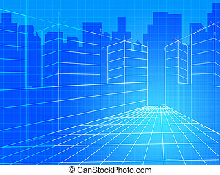 City Background Means Commercial Backgrounds And Corporation...