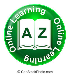 Online Learning Shows World Wide Web And College