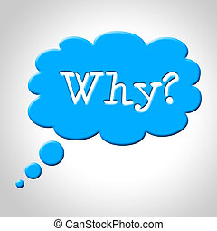 Why Thought Bubble Means Think About It And Reason - Why...