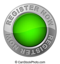 Register Now Button Represents At The Moment And Apply