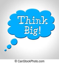 Think Big Means La