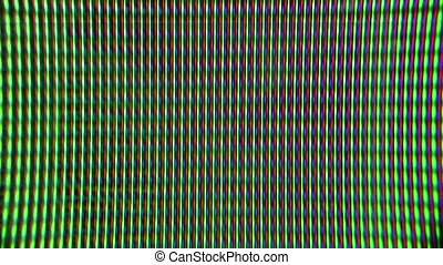 display color spot liquid crystal screen macro