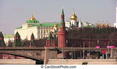 kremlin moscow and construction city