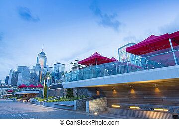 Hong Kong City 2014