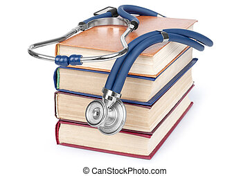 Concept of medical education with b