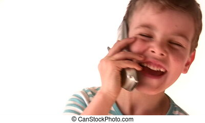 child phone - Child calls by phone