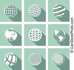 Icon Globe