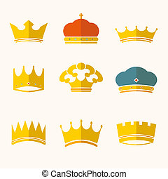 antigüidade, vindima, coroas