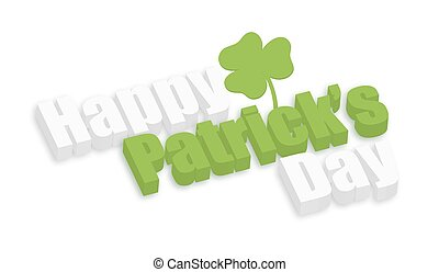 Happy St. Patricks Day - Happy St. Patrick's Day 3d Greeting...