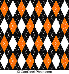 Argyle Plaid Pattern - An argyle plaid pattern that tiles...