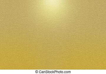 Pattern of gold metal background - Pattern of brushed gold...