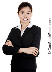 Asian business women. - Confident Asian Business/Educational...