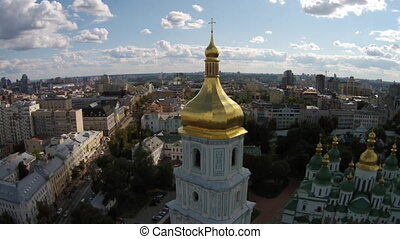 Saint Sophia Cathedral, Ukraine - Saint Sophia Cathedral in...