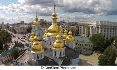St. Michael's  Monastery, Ukraine