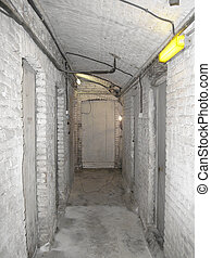Cellar - Old underground cellar