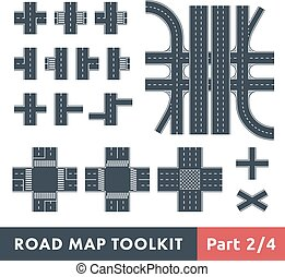 Road Map Toolkit. Part 2 of 4: Crossroads and Pedestrian...
