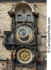 Clock Prague - Prague astronomical clock