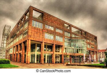 City hall of Dortmund - Germany, North Rhine-Westphalia