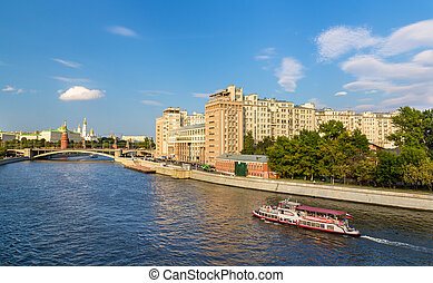 The House on the Embankment in Moscow, Russia