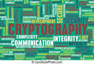 Cryptography as a Specialized Field of Studies