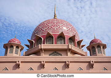 Putra Mosque is the principal mosque of Putrajaya,...
