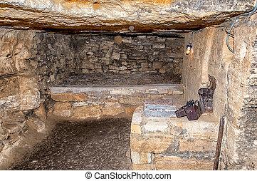 Old Catacombs Odessa, Ukraine XVIII-XX century