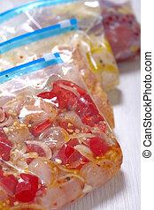 Chicken Crockpot Freezer Meals - Chicken Crock Pot Freezer...