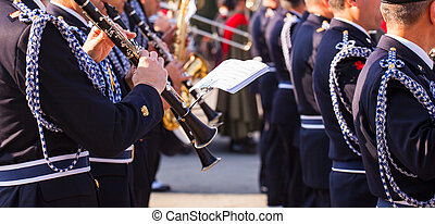 Celebrations for the Italian National Unification and Armed...