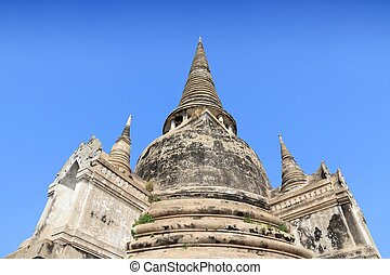 Ayutthaya Historical Park in Thailand - UNESCO World...