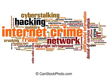 Internet crime (hacking, stalking and malware) issues and...