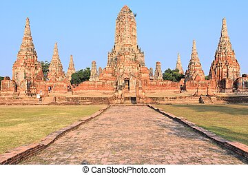 Ayutthaya Historical Park in Thailand - UNESCO World...