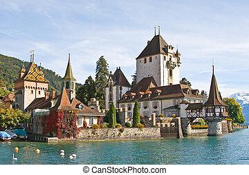 Oberhofen, castelo
