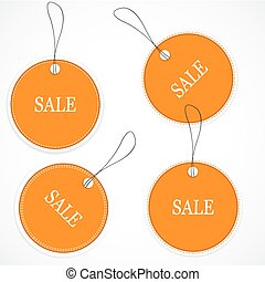 Price and sale tags