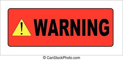 advertencia,