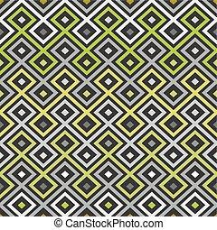Zig zag seamless pattern