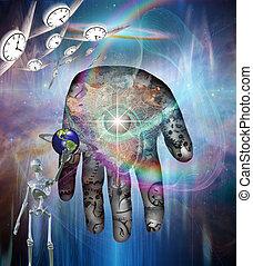 Sci Fi Composition