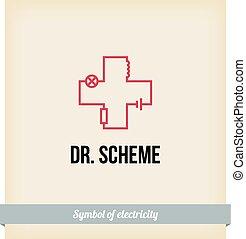 Label Dr Scheme