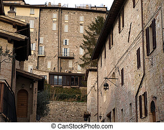 Assisi-Italy - City of Assisi in Italy