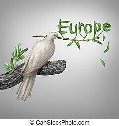 歐洲, 衝突