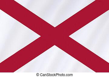 Saint Patricks Saltire - Saint Patricks Flag