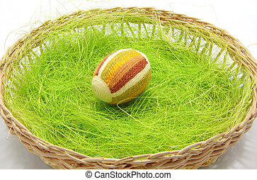 Easter decoration at home