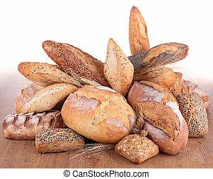 surtido,  bread