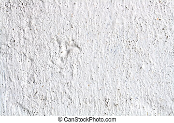 Sheetrock Wall - Blank gray sheetrock wall textured for your...