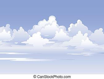 Sky - Vector Sky EPS 8, AI