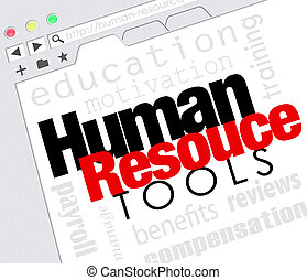 Human Resource Tools Online Internet Website Training...
