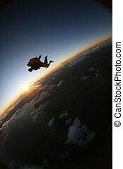 Tandem Skydive from 15,00ft - New Zealand - Tandem skydive...