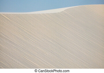 Sweeping dunes and lagoons in Lencois Maranhenses. Brasil