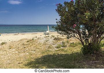Assa Maris Beach Agios Nikolaos, Chalkidiki, Sithonia,...
