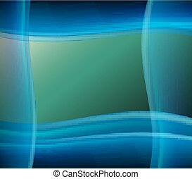 Colorful smooth twist light lines
