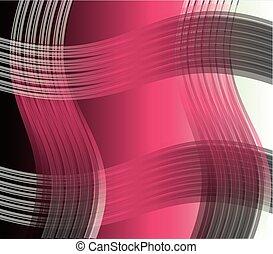 Pink Wavy background texture